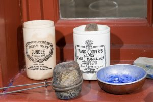 Victorian Soap Savers ath the Holst Victorian House