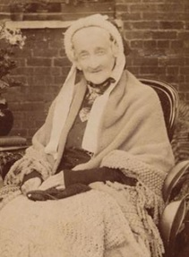 Mary Croft Whatley - older