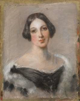 Great-aunt Jessy Rolls (Mrs. George Harcourt).