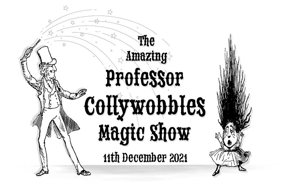 Professor Collywobbles Magic Show